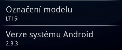 Sony Ericsson Xperia arc a dojmy z Androidu 2.3.3.  #Technologie
